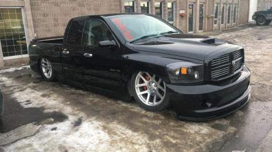 Lowered Dodge Trucks